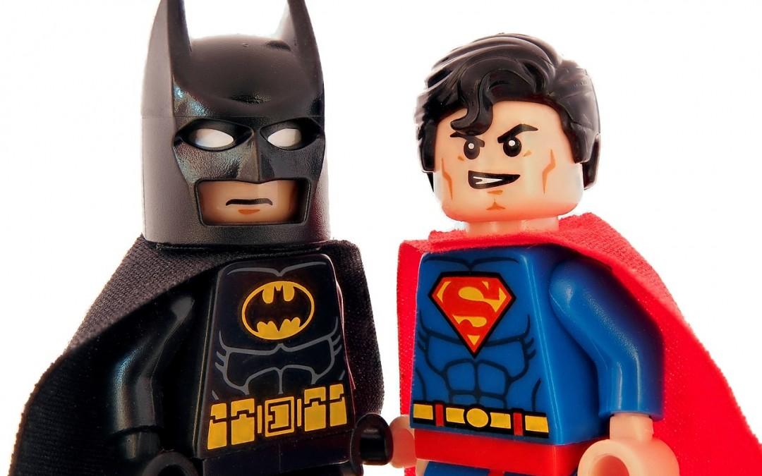 Batman vs Superman, lo mas esperado.