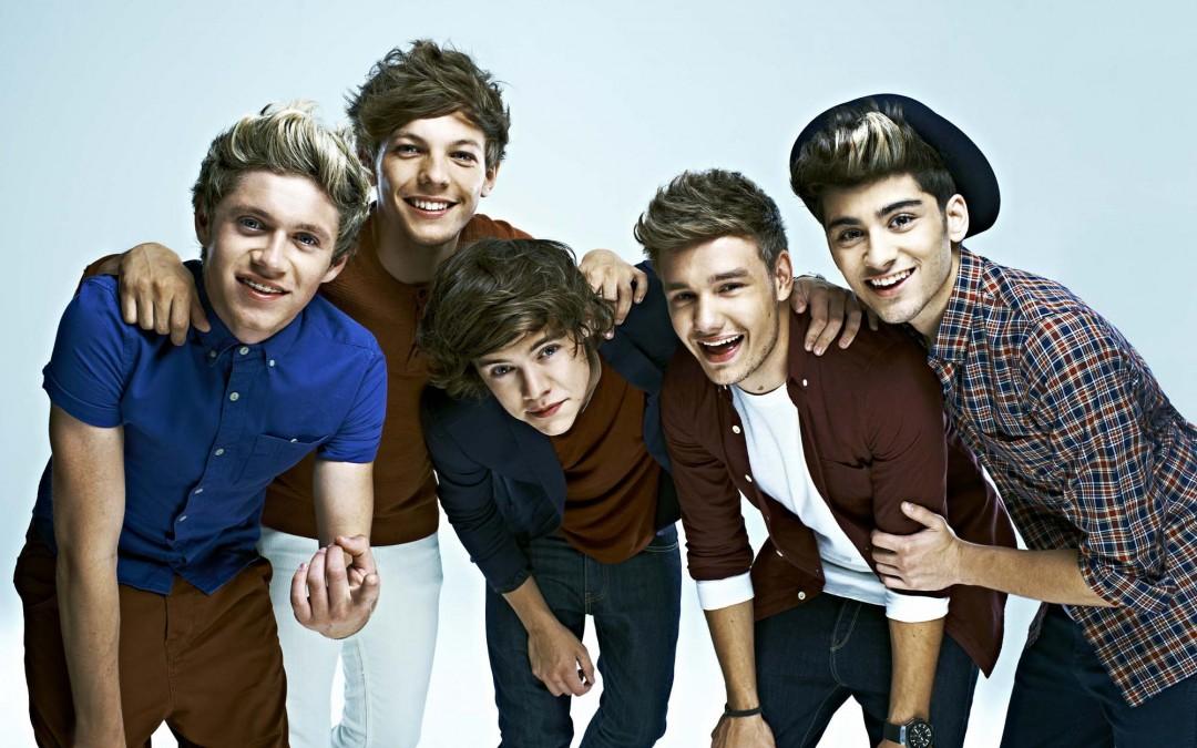 One Direction: Grupo Musical Mundial